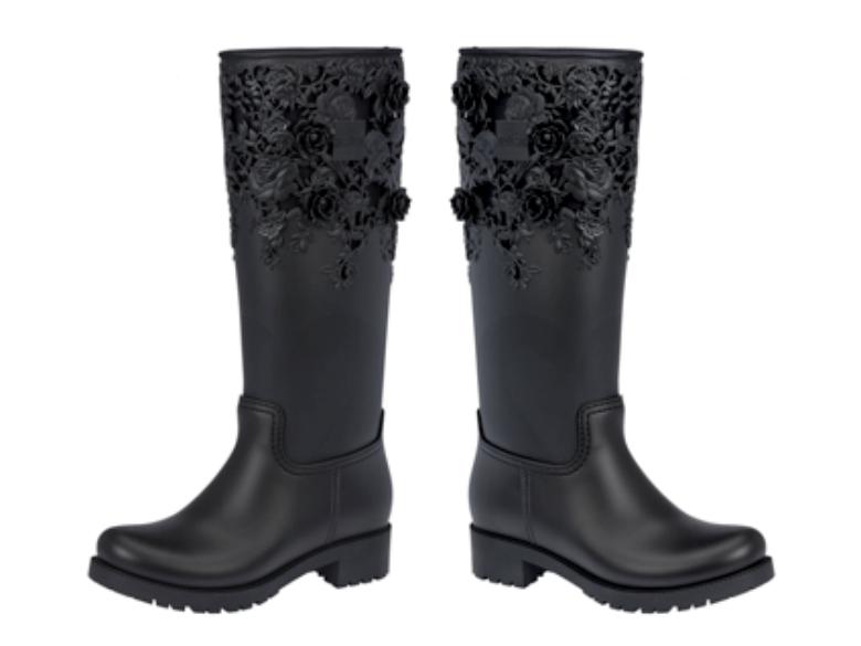 Flower Boot High (250€)