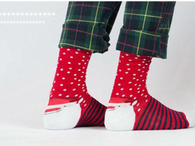 As meias mais giras para oferecer este Natal CAPA