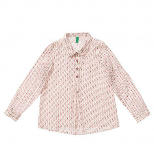 Camisa Fantasia (19,95€ United Colors of Benetton)
