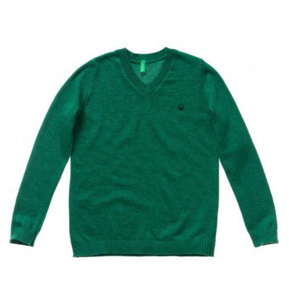 Camisola com logotipo (19,95€ United Colors of Benetton)
