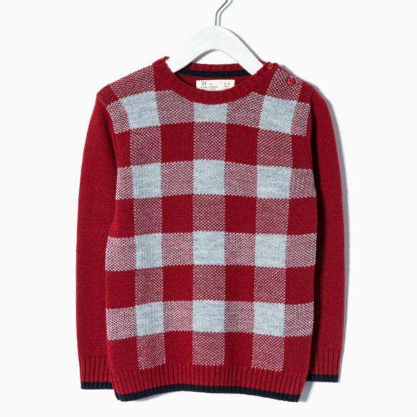 Camisola de malha (12,99€ Zippy)