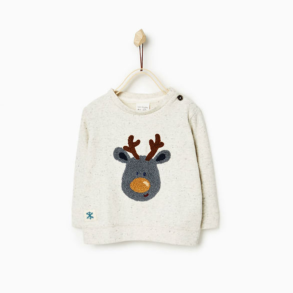 Camisola rena (12,95€ Zara Kids)