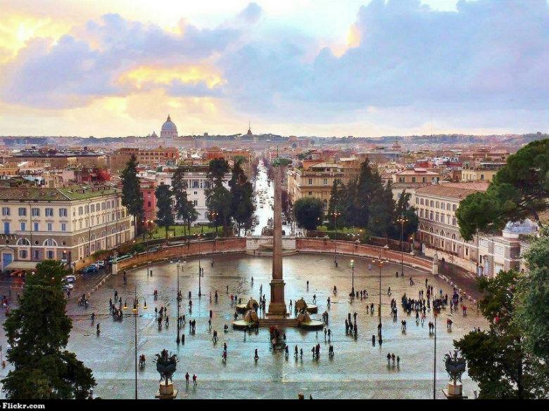 Páscoa em Roma (618€ por pessoa)