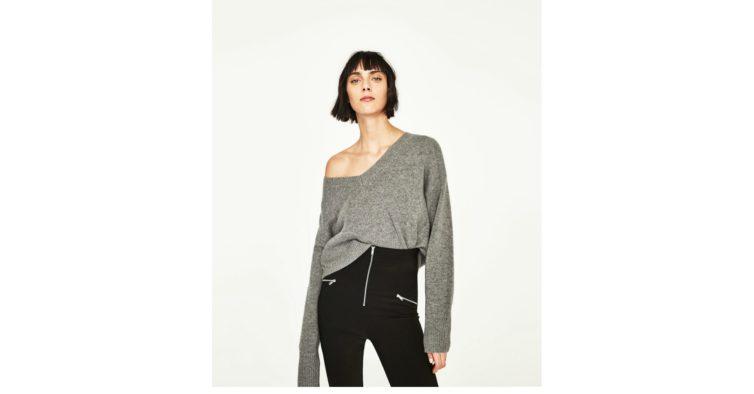 Camisola caxemira (99,95€)