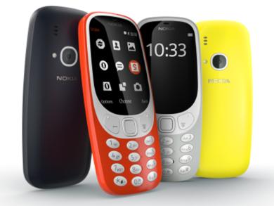 Lançamento Nokia 3310 Phone House