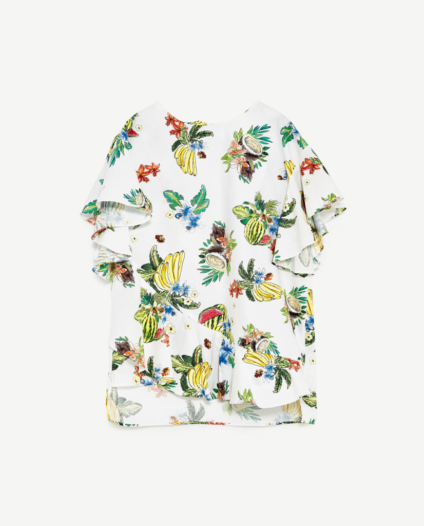 Blusa Zara, 25,95€