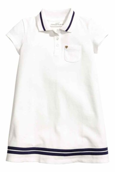 2.vestido menina HM 12,99