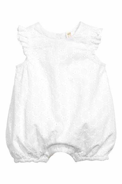 3B.macacao bebe HM 12,99