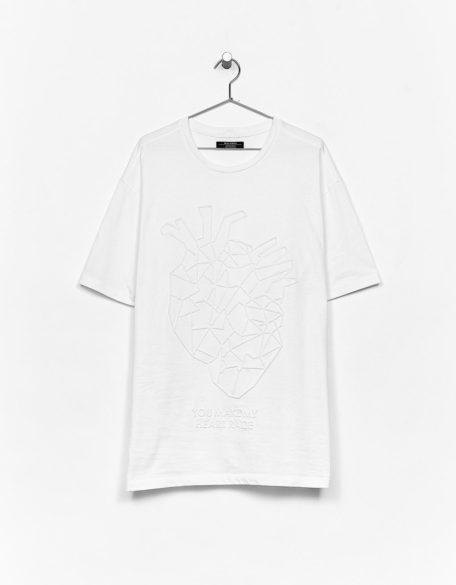 3B.tshirt homem BERSHKA 12,99