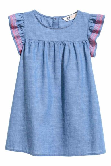 5C.vestido menina HM 12,99