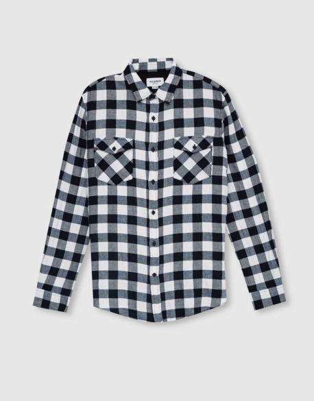 8.camisa homem PULL.BEAR 19,99