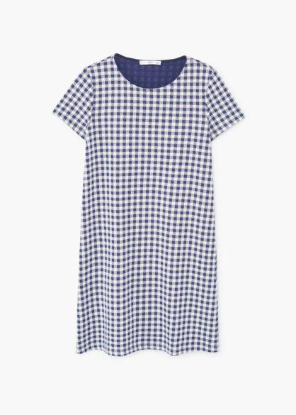 8.vestido mulher MANGO 19,99