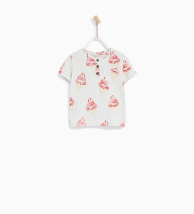 9.tshirt menino ZARA 9,95