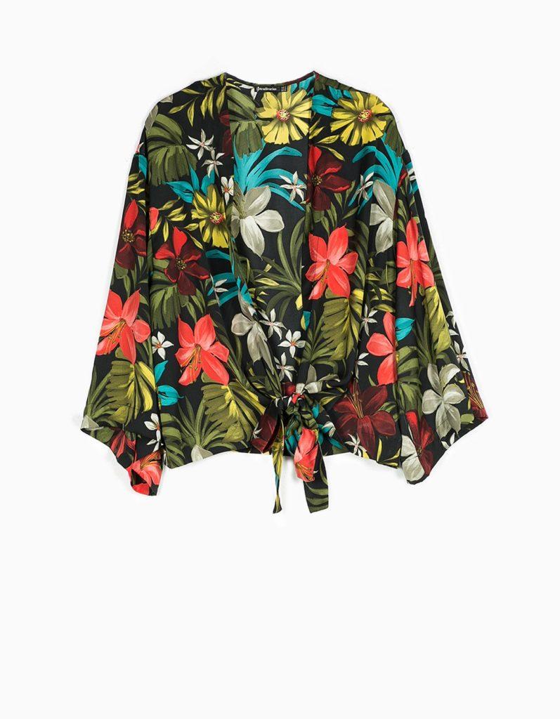 kimono, stradivarius, 22,95 euros