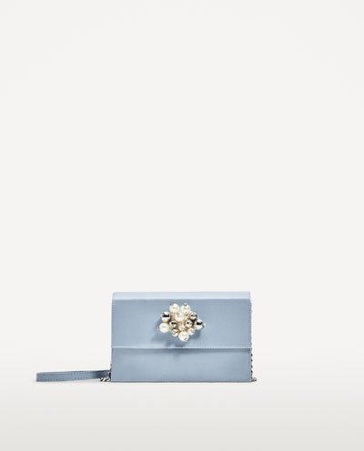 Mala Zara, antes a 35,95€ e agora a 12,99€