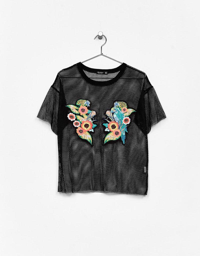 T-shirt, Bershka, 12,99€