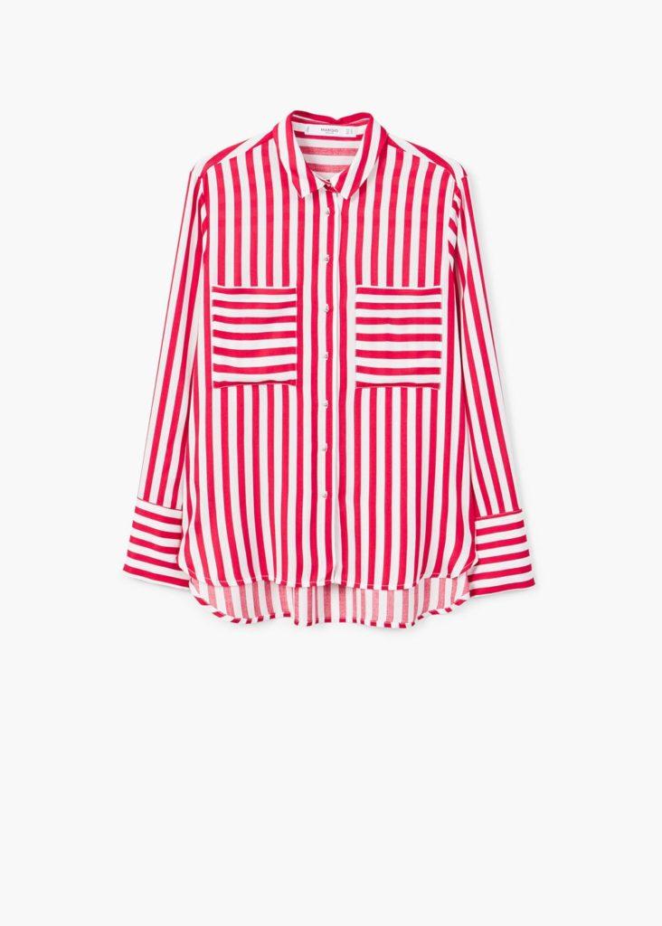Camisa, 19,99€, Mango