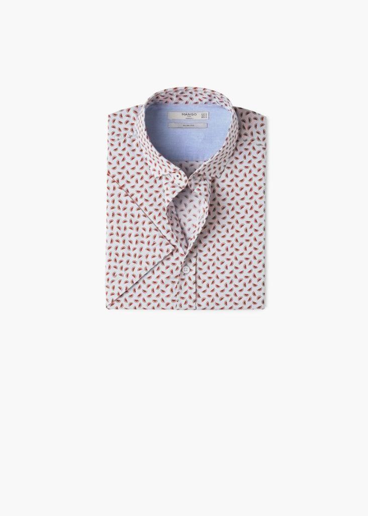 Camisa, 29,99€, Mango Men