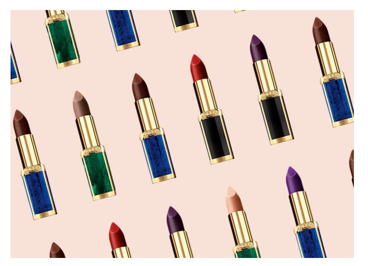 L'Oréal e Balmain lançam coleção cápsula de batons - Parque Atlântico