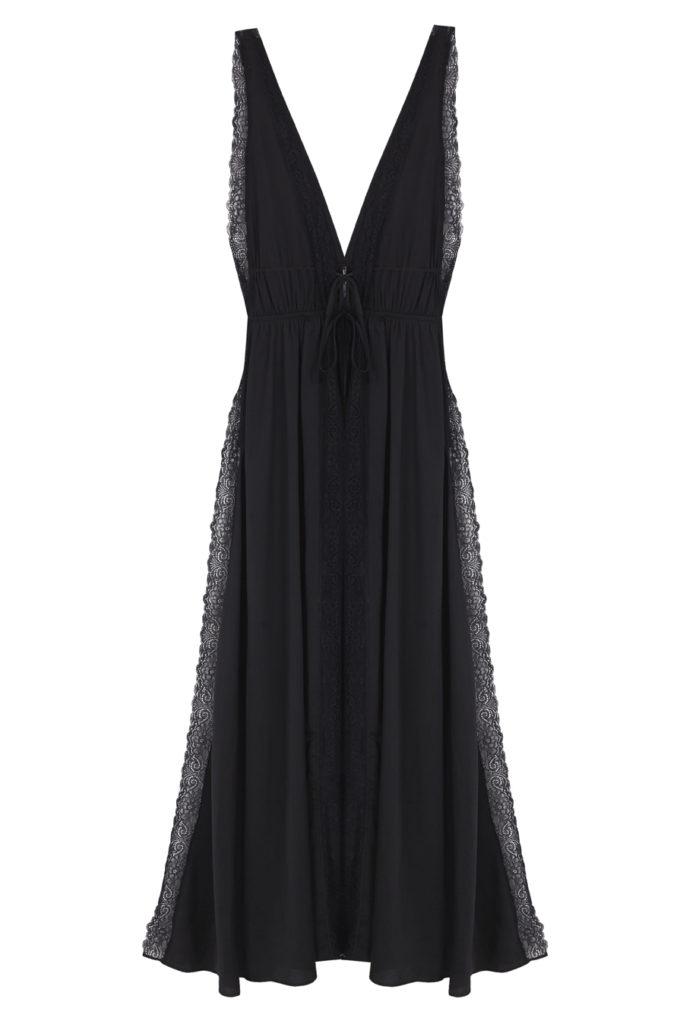 Camisa de noite de cetim, 30,99€